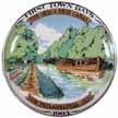 1993 First Town Days Plate