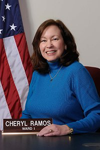 Cheryl Ramos, City Council Ward 1