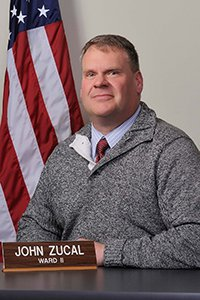 John Zucal, City Council Ward 2